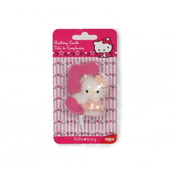 Vela Hello Kitty Nº5