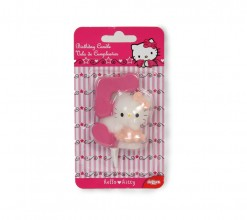 Vela Hello Kitty Nº5