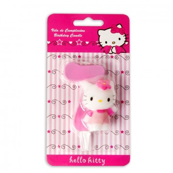 Vela Hello Kitty Nº7