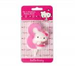 Vela Hello Kitty Nº8