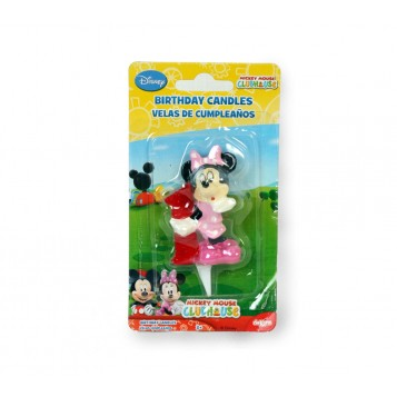 Vela Minnie Nº1