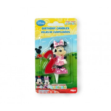 Vela Minnie Nº2