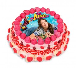 Tarta Soy Luna