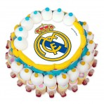 Tarta del Real Madrid