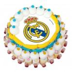 Tarta del Real Madrid