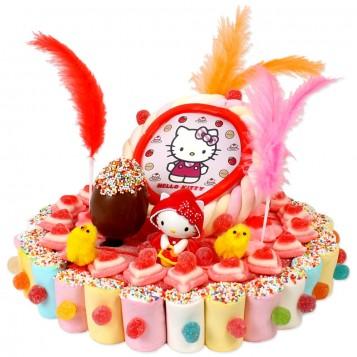 Mona Oblea Hello Kitty