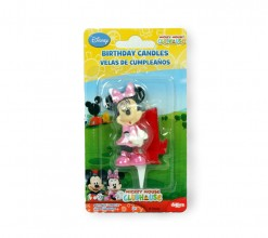 Vela Minnie Nº4