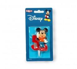 Vela Mickey Nº5