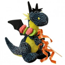 Dragón de Sant Jordi con chuches