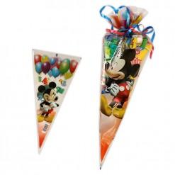 Bolsa cono Mickey con chuches