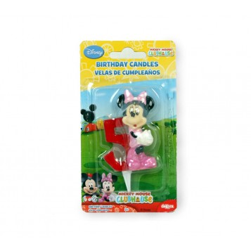 Vela Minnie Nº5