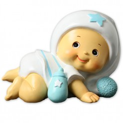 Figura bebé niño gateando