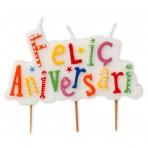 Vela Feliç Aniversari