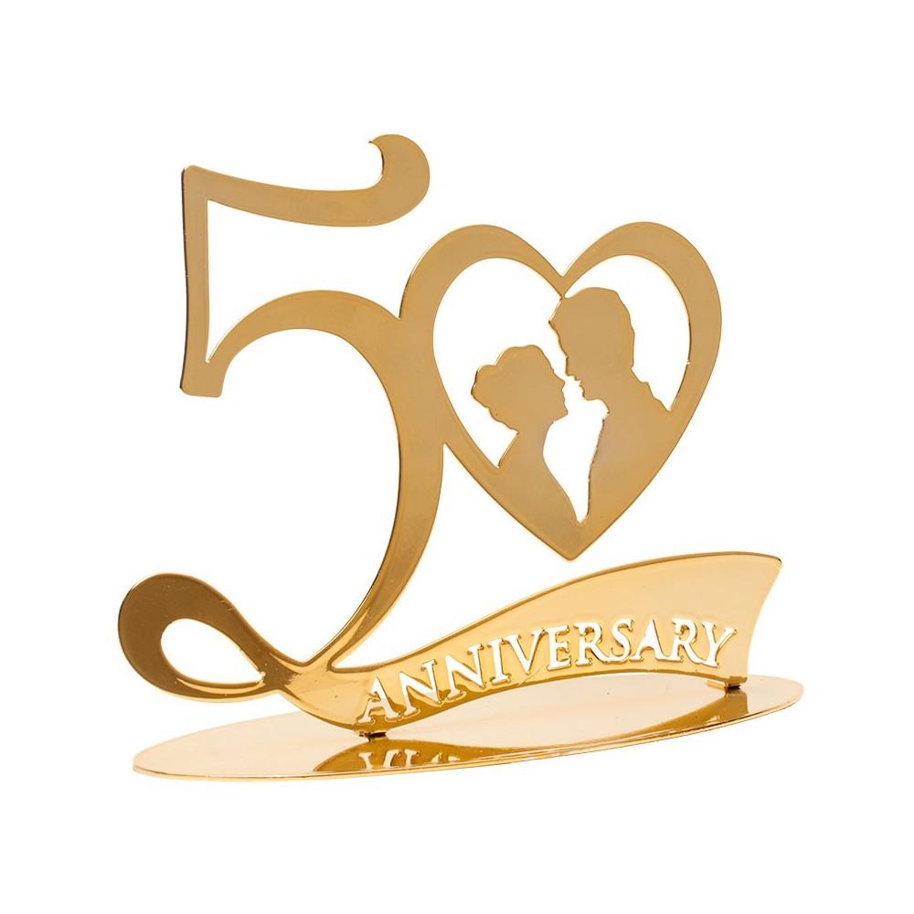 N mero 50 para tarta de bodas de oro - Regalos 50 anos de casados ...