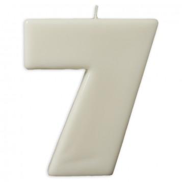 VELA BIG BLANCO Nº 7