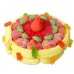 Tarta de gominolas pequeña